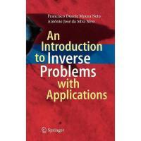 【预订】An Introduction to Inverse Problems with