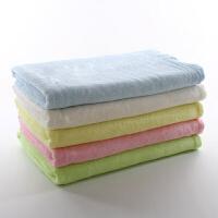 竹纤维浴巾加大厚全竹宝宝盖毯婴儿童毛巾被