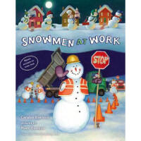【正版全新直发】Snowmen at Work Caralyn Buehner 9780803735798 Dial