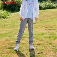 【1件4.5折价:135元】探路者童装 2021春夏新品 男女童时尚动感儿童卫裤QAMJ85162