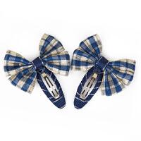 儿童小女孩发卡发饰头绳头饰女童发箍学院风发夹卡子头箍饰品