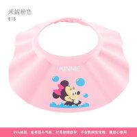 宝宝洗头帽儿童洗发神器防水护耳帽子婴儿洗澡浴帽小孩头套儿童节礼物 可调节