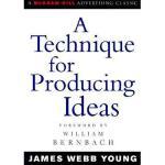 【预订】A Technique for Producing Ideas