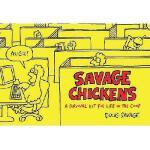 【预订】Savage Chickens: A Survival Kit for Life in the