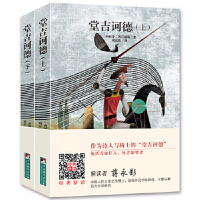 堂吉诃德(上下)经典新读,中央编译出版社