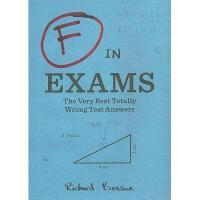 【预订】F in Exams: The Very Best Totally Wrong Test