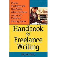 【预订】Handbook for Freelance Writing