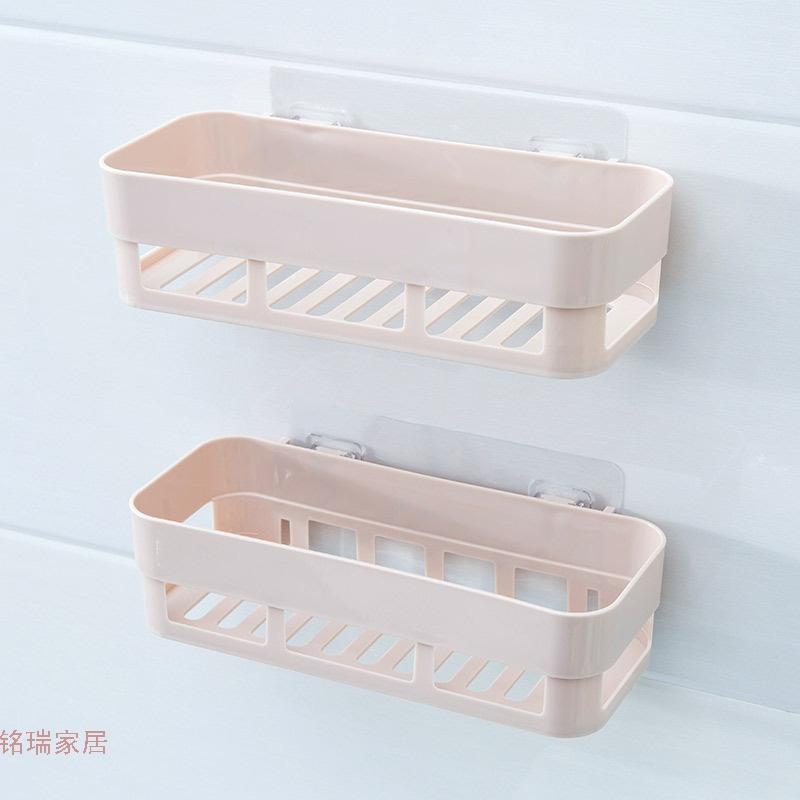 卫生间置物架浴室壁挂吸盘用品吸壁式洗手间用具免打孔厕所置物架 发货周期:一般在付款后2-90天左右发货,具体发货时间请以与客服协商的时间为准