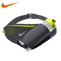 NIKE耐克轻巧跑步水壶腰包 专柜男女款运动健身户外小包送单水壶