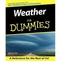 【预订】Weather For Dummies