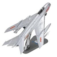 中国经典战机系列 歼5 歼6 歼7飞机模型合金成品航模