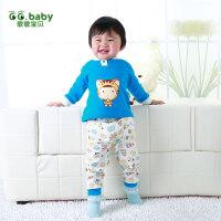 歌歌宝贝 新款婴儿衣服 卡通套装 宝宝内衣 宝宝纯棉套装 支持货到付款