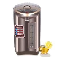 金正6L电开水瓶家用大容量电热水瓶 电热水壶电水壶 电动出水 支持自动保温