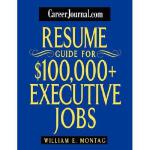 【预订】Careerjournal.Com Resume Guide For $100,000+