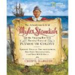 【预订】The Adventurous Life of Myles Standish and the
