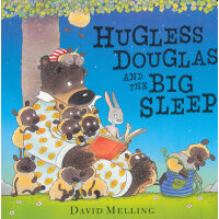 Hugless Douglas and the Big Sleep[Boardbook]道格拉斯上哪儿啦?ISBN97