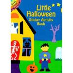 【预订】Little Halloween Sticker Activity Book