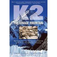 【预订】K2, the Savage Mountain: The Classic True Story of