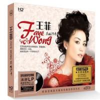 原装正版 经典唱片 黑胶CD 王菲:菲唱传奇(无损音质 黑胶2CD)