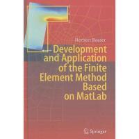 【预订】Development and Application of the Finite Element