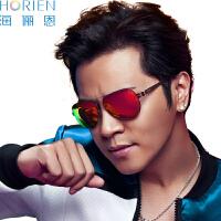 海俪恩HORIEN太阳镜时尚驾车镜男士偏光镜罗志祥同款眼镜N6273