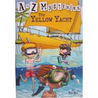 【正版直发】黄色的游艇进口原版 平装 分级阅读小学阶段(7-12岁) Ron Roy(罗恩・罗伊),John Stev