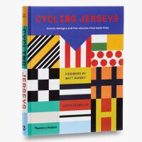 【预订】CYCLING JERSEYS自行车服装设计 运动服饰设计书籍