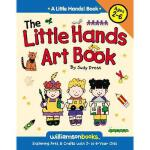 【预订】The Little Hands Art Book: Exploring Arts & Crafts