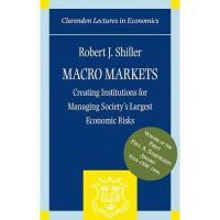 【预订】Macro Markets: Creating Institutions for Managing