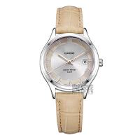 卡西欧Casio女士手表时尚休闲简约指针防水石英女表LTP-E142L-7A2