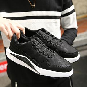 西瑞运动休闲鞋男低帮系带帆布板鞋新款潮流男鞋时尚旅游鞋轻便跑步鞋ZC5706
