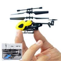 直升飞机无人机电动模型飞行器儿童玩具迷你遥控飞机充电遥控