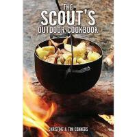【预订】The Scout's Outdoor Cookbook