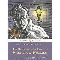 The Extraordinary Cases of Sherlock Holmes 英文原版 福尔摩斯特别案例