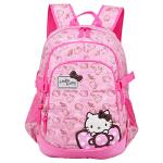 HelloKitty凯蒂猫 儿童小学生书包女童双肩休闲书包SK91015