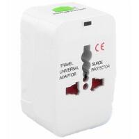 欧博盛 插头全球通电源转换器插座美国欧标英国香港日本欧洲韩国