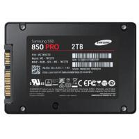 SAMSUNG/三星 850 860 PRO系列 MZ-7KE2T0BW 2TB SATA3 2.5英寸 SSD固态硬