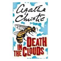 英文原版 DEATH IN THE CLOUDS 云中命案 阿加莎侦探系列