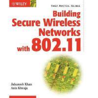 【预订】Building Secure Wireless Networks With 802.11
