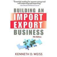 【预订】Building An Import/Export Business, Fourth Edition