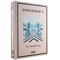 Powershop 4: new retail design 商铺设计4 室内店铺商铺商业空间设计书