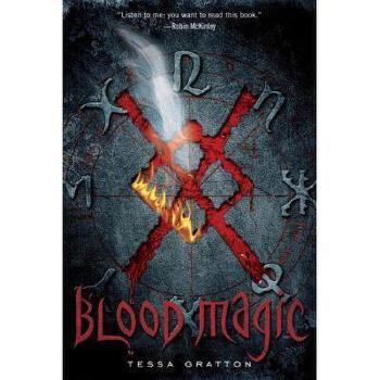 【预订】Blood Magic 美国库房发货,通常付款后3-5周到货!