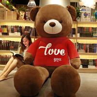 太极熊玩具泰迪熊毛绒玩具大号熊猫睡觉公仔大型太极熊中号迷你大熊抱抱小号