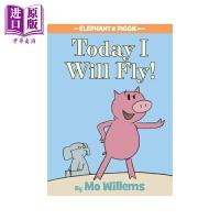 【中商原版】小猪小象系列:今天我将会飞 Elephant