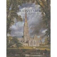 【预订】Constable and Salisbury: The Soul of Landscape