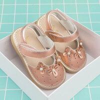 女童宝宝凉鞋女小公主夏季儿童包头