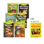 Science Vocabulary Readers L1 Animal Groups 英文原版 自然科学科普 动物类