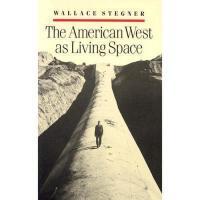 【预订】The American West as Living Space