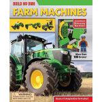 Farm Machines(Build My Own)边玩边读:农场车辆(含玩具插块)ISBN978079443253