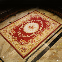 欧式客厅地毯 卧室满铺床边毯大房间飘窗现代简约茶几地毯地垫